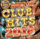 DJ SUGGER / BEST OF CLUB HITS 2018 (2CD)