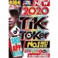 DJ Beat Controls / New 2020 Tiker Toker No.1 Best Hits (4DVD)
