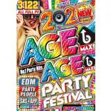 DJ Beat Controls / 2020 Age↑Age↑Party Festival (3DVD)