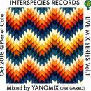 DJ YANOMIX (OBRIGARRD) / INTERSPECIES LIVE MIX SERIES Vol.1