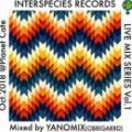 【DEADSTOCK】 DJ YANOMIX (OBRIGARRD) / INTERSPECIES LIVE MIX SERIES Vol.1
