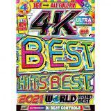 DJ Beat Controls / 4K Best Hits Best 2021 (4DVD)