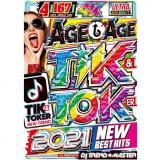 DJ Trend★Master / Age↑Age Tik & Toker 2021 (4DVD)
