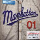 V.A / Manhattan Records presents 'THROWBACK' -Japanese Hip Hop Mix-VOL.1 - mixed by DJ DEFLO