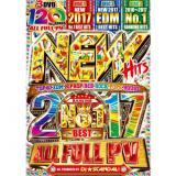 DJ★Scandal! / New Hits 2017 No.1 Best (3DVD)