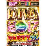 I-SQUARE / DIVA 2017 PARTY 3X (3DVD)