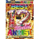 TOP CREATOR the CLAN / BEST TWELVE 12 ARTIST (3DVD)