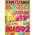 the CR3ATORS / Don't Stop The Party Giga 592 (4DVD)