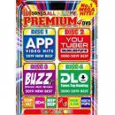 the CR3ATORS / PREMIUM 4 DVD SNS BEST (4DVD)