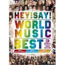 V.A / HEY!SAY! WORLD MUSIC BEST (3DVD)