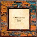 DJ KENTA / 4 PAGE LETTER (4CD)