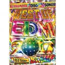 DJ DIGGY / BEST OF EDM 2017 1ST HALF (3DVD)
