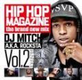 DJ Mitch a.k.a. Rocksta / Hip Hop Magazine Vol.2 -The Brand New Mix-