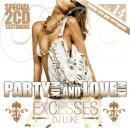 DJ LUKE / EXCESSES VOL,14 PARTY MIX & LOVE MIX (2CD)