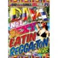I-SQUARE / DIVA NO.1 SEXY LATIN REGGAETON HITS (3DVD)