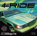 DJ DEEQUITE / 4 YO RIDE VOL.14