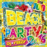 DJ★Yeezy / Beach Party 2016 (2CD)