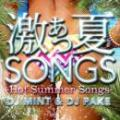 【¥↓】 DJ MINT & DJ PAKE / 激あつ夏SONGS -Hot Summer Songs-