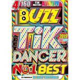 DJ Beat Controls / Buzz Tik Dancer No.1 Best (4DVD)