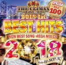 DJ SONIC / THE CLIMAX 32 -BEST HITS 2018 1st- (2CD)
