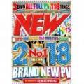 DJ★Scandal! / New Hits 2018 No.1 Best (3DVD)