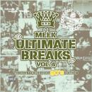 DJ Meek / Ultimate Breaks Vol.4 -Throwback 90's HipHop Edition-