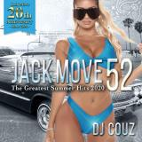 DJ COUZ / Jack Move 52 -The Greatest Summer Hits 2020-
