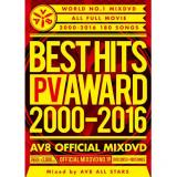 V.A / BEST HITS PV AWARD 2000-2016 AV8 OFFICIAL MIXDVD (3DVD)