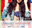 DJ LUKE / Sunset California -WEST SIDE MUSIC BOX-