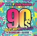 DJ Mark Luv x DJ OGGY / AV8 & Zulu Nation Presents -90's BEST HIPHOP & R&B-