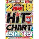DJ Beat Controls / 2018 Hit Chart No.1 Best Hits Best (3DVD)