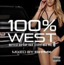 DJ PMX / 100% WEST STREET MIX vol.8 - HOTTEST HIPHOP,R&B -