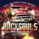 DJ COUZ / Juicy Soul Vol.5 -Slow Jam West Coast Samples-