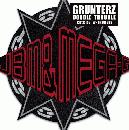 """GRUNTERZ / DOUBLE TROUBLE feat. JBM & MEGA-G [7""""inch]"""