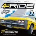 DJ DEEQUITE / 4 YO RIDE VOL.22