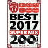 DJ K.G. / RUSH 14 -BEST 2017 SUPER MIX 200SONG- (3DVD)