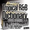 DJ DDT-Tropicana / Hybrid Rec. Mix Series Vol.11 「Tropical R&B Dictionary –WHITE EDITION-」 〜New Jack Swing Flavor R&B Best