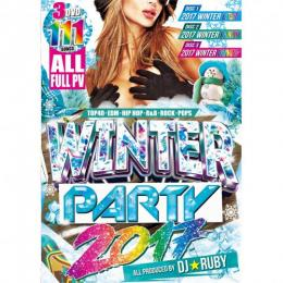 DJ★Ruby / Winter Party 2017 (3DVD)