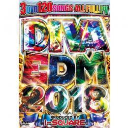 I-SQUARE / DIVA EDM 2018 (3DVD)