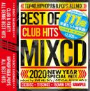AV8 ALL DJ'S / BEST OF CLUB HITS 2020 -NEW YEAR SPECIAL MIXCD- (2CD)