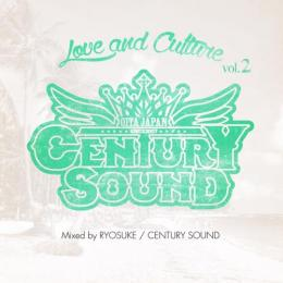 【DEADSTOCK】 RYOSUKE (CENTURYSOUND) / LOVE and CULTURE vol.2