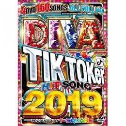 I-SQUARE / DIVA TIK TOKer HIT SONG 2019 (4DVD)