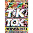 DJ Beat Controls / 2021 Tik & Toker New No.1 Best (4DVD)