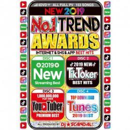 DJ★Scandal! / New 2019 No.1 Trend Awards (4DVD)