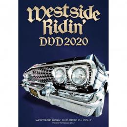 DJ COUZ / Westside Ridin' DVD 2020