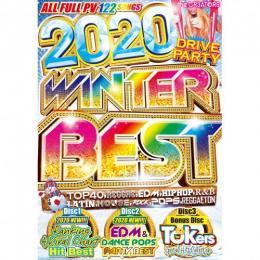 the CR3ATORS / 2020 Winter Best (3DVD)