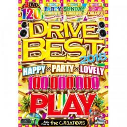 the CR3ATORS / Drive Best 100,000,000 Play (3DVD)