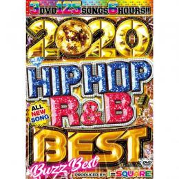 I-SQUARE / HIPHOP R&B 2020 BEST BUZZ BEST (3DVD)