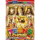 I-SQUARE / DIVA NO.1 TEENS CHOICE (3DVD)