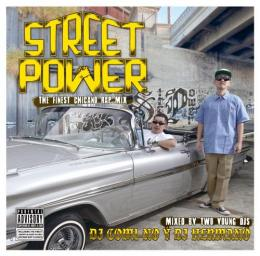 DJ HERMANO & DJ COMi-NO / STREET POWER